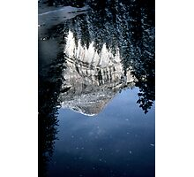 River Reflection Photographic Print
