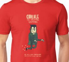 The Christmas Vampire Unisex T-Shirt