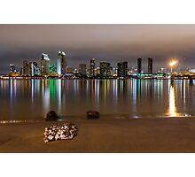 Stay Classy - San Diego, CA Photographic Print