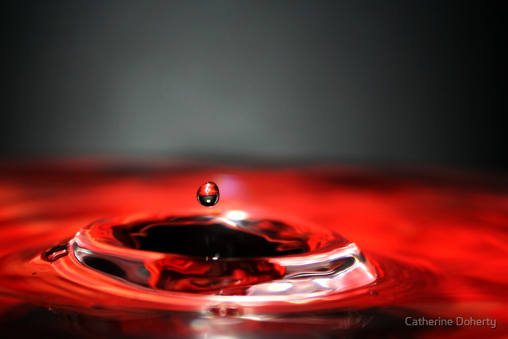 Essendon Water. by Catherine Doherty
