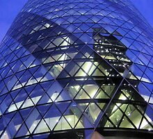 GHERKIN by james cullen