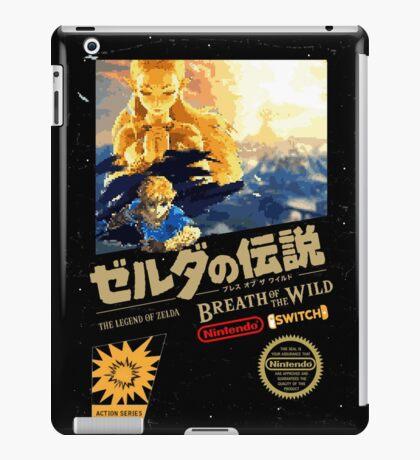Classic Breath of the Wild iPad Case/Skin