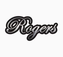 Rogers Drums Vintage Silver Kids Tee