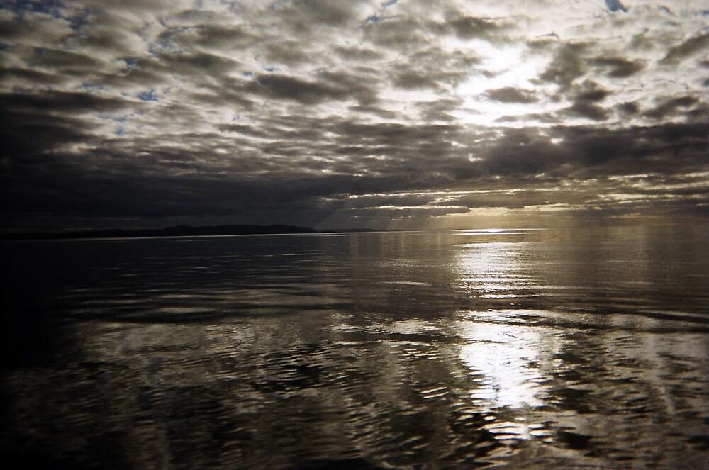Black sun set by james  Chapman