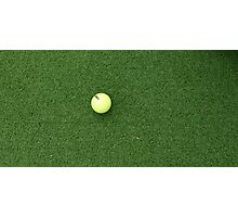 Tee Off Photographic Print