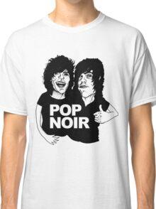 Pop Noir Grotesque Classic T-Shirt