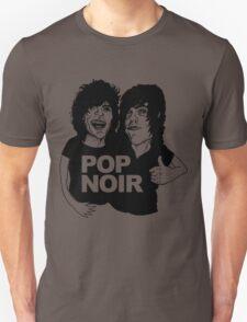 Pop Noir Grotesque Unisex T-Shirt