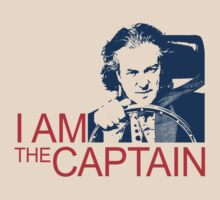 I Am the Captain T-Shirt