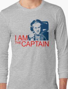 I Am the Captain Long Sleeve T-Shirt