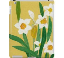 Daffodils from Amphai iPad Case/Skin