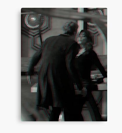 Clara & Twelve Canvas Print
