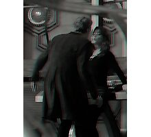 Clara & Twelve Photographic Print