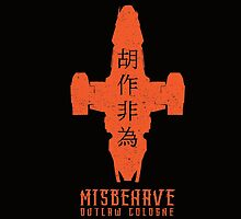 Misbehave Outlaw Cologne by kentcribbs