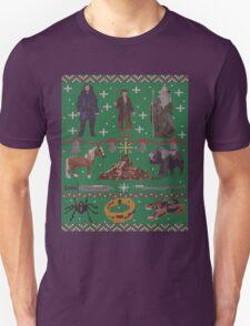 Hobbit Christmas Sweater Unisex T-Shirt