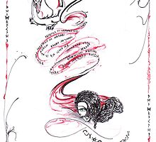A Drop of noble blood by khymikaze
