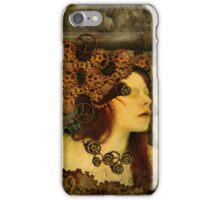 If only clockwork could speak iPhone Case/Skin