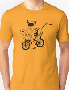 Wanna race (outline) T-Shirt