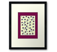 Silly Heart Framed Print