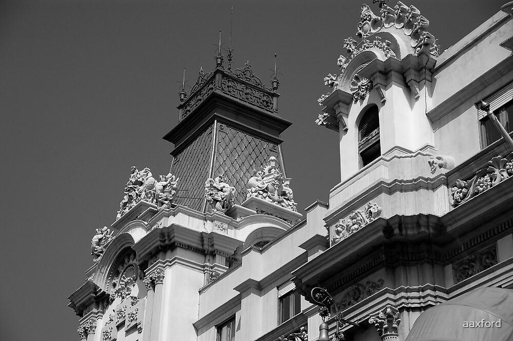 Port de Barcelona by aaxford