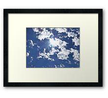 San Francisco Sky 141 Framed Print