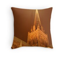 A Spire To Heaven Throw Pillow