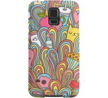 Doodle dreams Samsung Galaxy Case/Skin