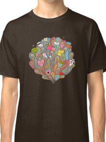 Doodle dreams Classic T-Shirt