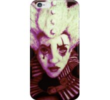 Crimson Clown. iPhone Case/Skin