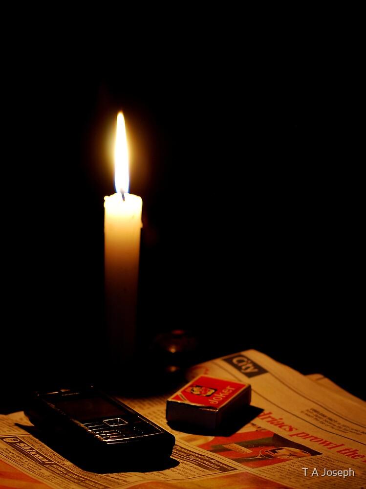 I am Thy Light by T A Joseph