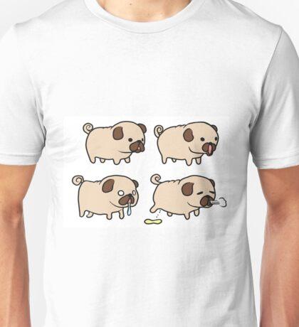 PUGS FOR LIFE! Unisex T-Shirt