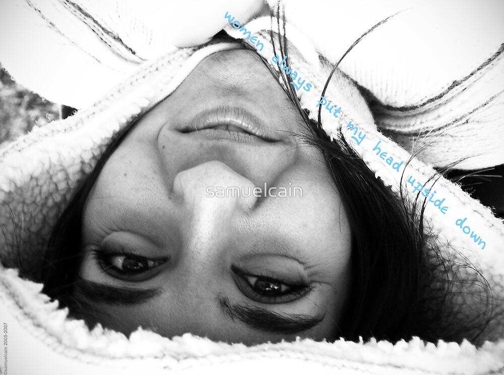 Upside Down by samuelcain