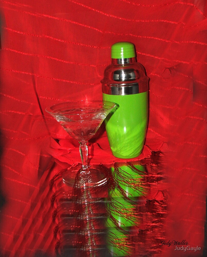 Martini Time by Judy Gayle Waller