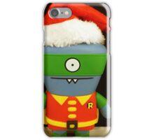 Xmas Robin iPhone Case/Skin