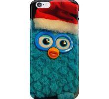 Xmas Furby iPhone Case/Skin