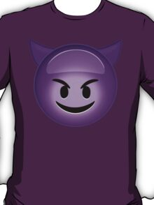 Evil Purple T-Shirt