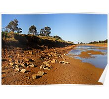Mulwala Canal Poster