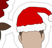 Holiday Spirit Sticker