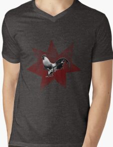 cock rock ! Mens V-Neck T-Shirt