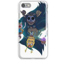 Steampunk Adventure Time iPhone Case/Skin