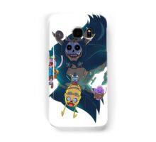 Steampunk Adventure Time Samsung Galaxy Case/Skin