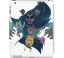 Steampunk Adventure Time iPad Case/Skin