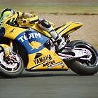 Valentino Rossi 2006 by Richard Utin