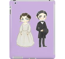 Margaret + John iPad Case/Skin