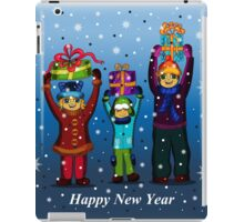 Christmas card  iPad Case/Skin