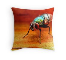 Annoyance Throw Pillow