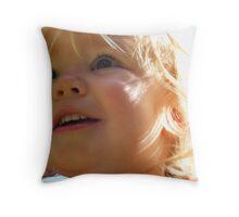 My Poppy. Throw Pillow