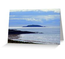 Capel Island Greeting Card