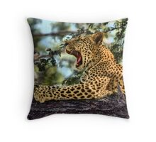 MOM, Where are you? Throw Pillow