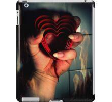 Burning Hearts iPad Case/Skin