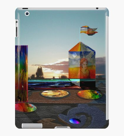 circus mobile iPad Case/Skin